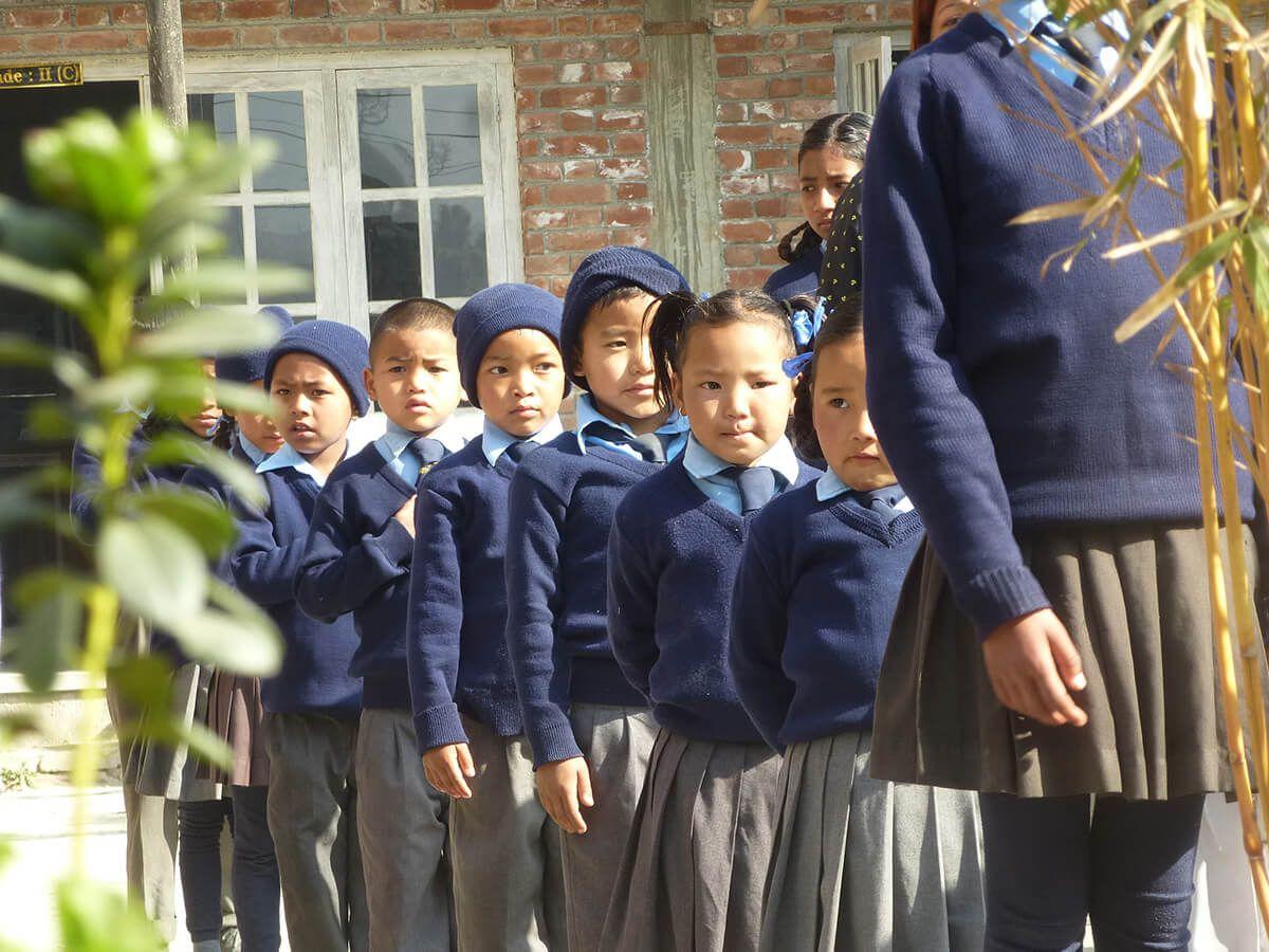 Des enfants qui méritent bien un peu de solidarité