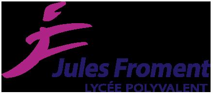 Lycée Jules Froment Logo